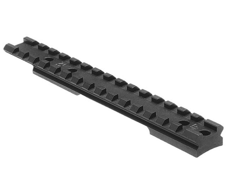 Nightforce X-Treme Duty Rem 700 SA 20 MOA Steel Base A115