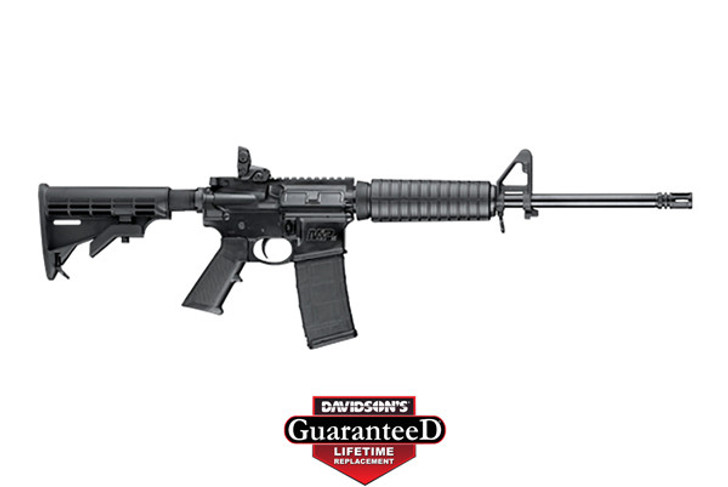 "Smith & Wesson M&P 15 Sport II .223 REM | 5.56 NATO 16"" 30+1 Black 6 Position Stock 10202"