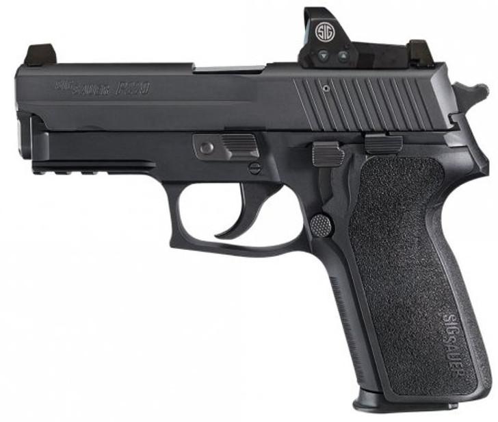 Sig Sauer P229 RX Pistol 9mm 15 RD Night Sights Romeo 1 Reflex E29R-9-BSS-RX