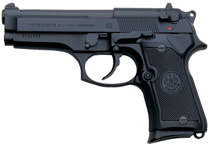 BERETTA LE 92FS Compact w/Rail 9mm Trijicon Sights J90C9F14
