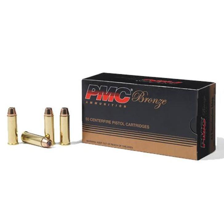 PMC Bronze Handgun Ammunition .44 Mag 240 gr TCSP 25RD 44D