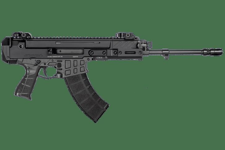"""CZ Bren 2 MS Pistol 5.56x45 NATO, 14"""" 30 Round 91452"""