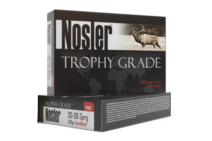 Nolser Custom Trophy Grade .30-06 Springfield 46134