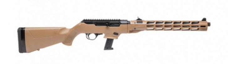Ruger PC Carbine Takedown 9MM Cerakote Dark Earth 19120