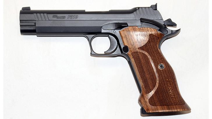 Sig Sauer P210 Target 9MM SAO 210A-9-TGT
