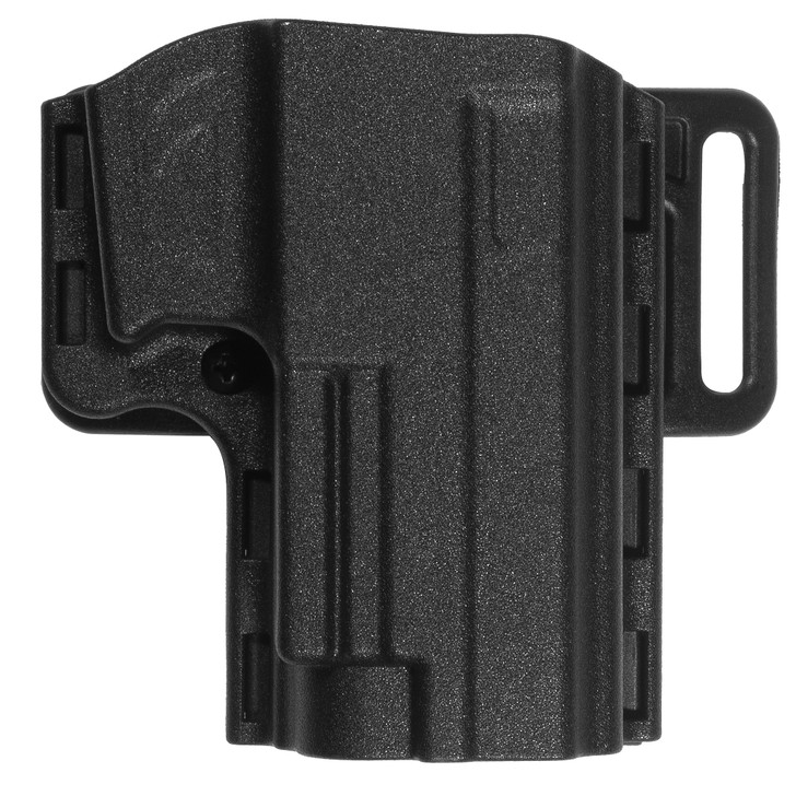 Uncle Mike's, Reflex Holster, Fits S&W M&P Shield .40, Right Hand, Black - Size 10 - 74091