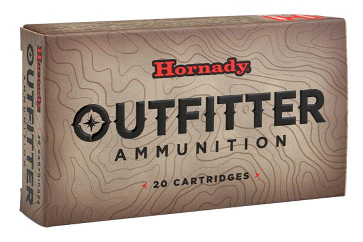 Hornady Ammo Outfitter 7mm WSM 150 Grain GMX 80551