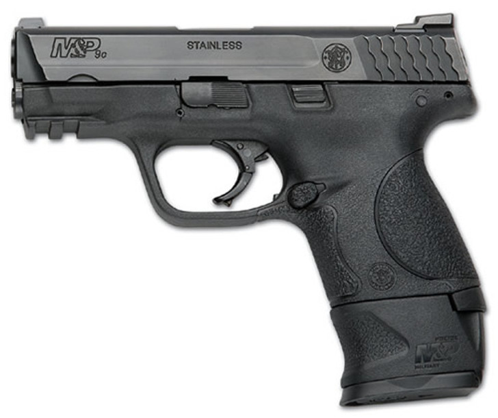Smith and Wesson M&P 9c Pistol 9mm 12, 17 RD 150954