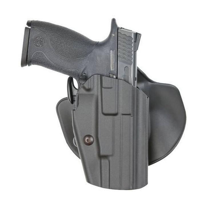 Safariland Model 578 GLS Pro Fit Paddle Holster Standard Pistols Right Hand Polymer Plain Black 578-83-411