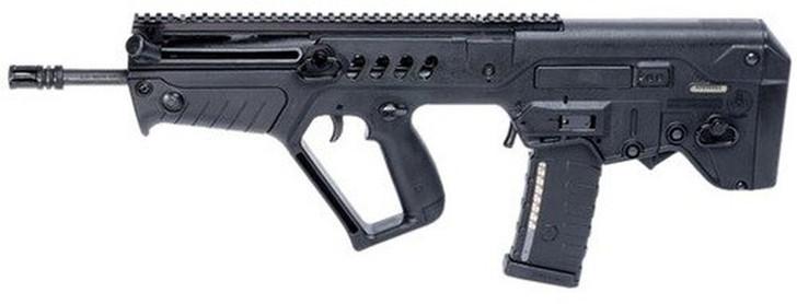 "IWI Tavor SAR B16 Flattop Semi Auto Rifle 5.56mm NATO 16.5"" Barrel 30 Rounds Reinforced Polymer Bullpup Black TSB16"
