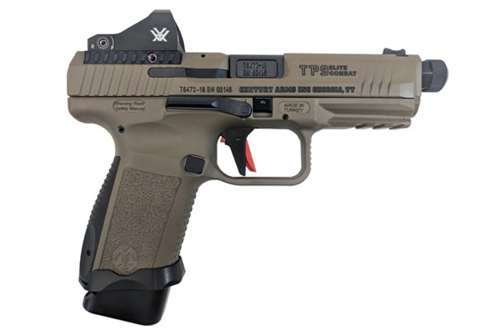 CANIK TP9SF ELITE CMBT 9MM VIP VIPER | FULL ACCESSORY PACK 9mm HG4617DV-N