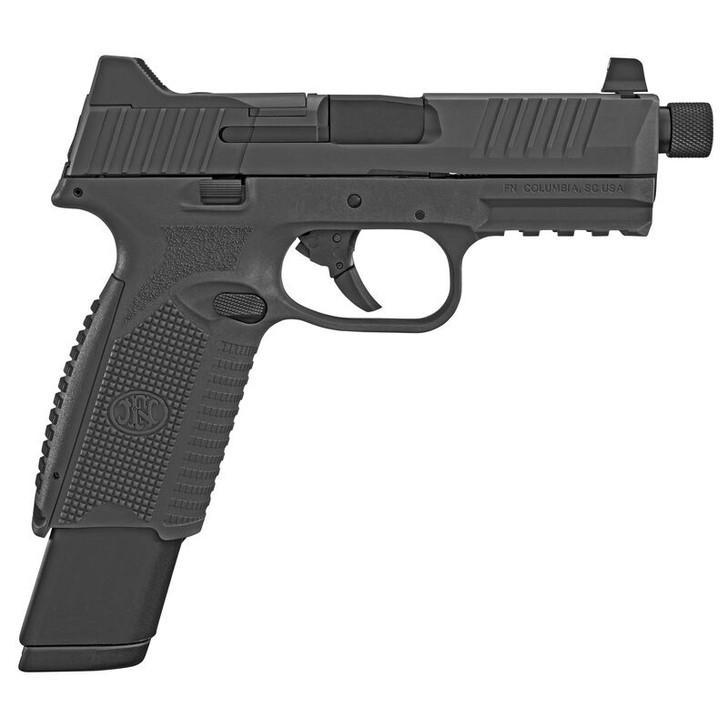 "FN509 TAC STRIKER FIRE HGA 9MM 4.5"" THRD BBL SEMI NS LE BLK/BLK 1-17 RD MAG 2 24-RD NMS  66-100375"