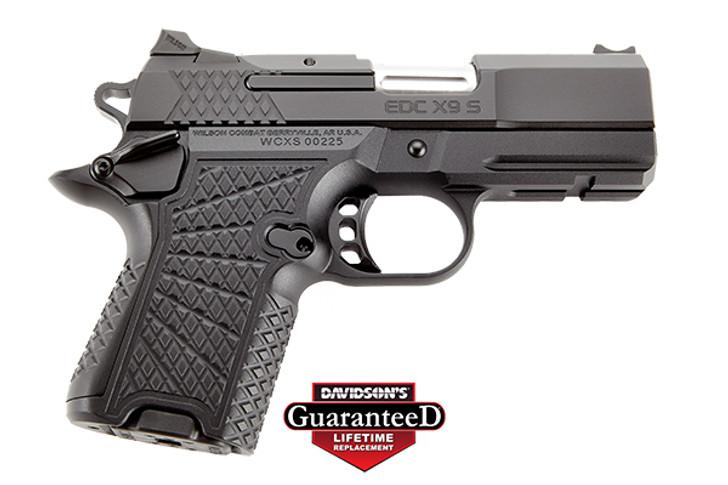 Wilson Combat EDC X9S Ambi Lightrail 9mm Pistol EDCX-SCR-9A NEW LIMITED