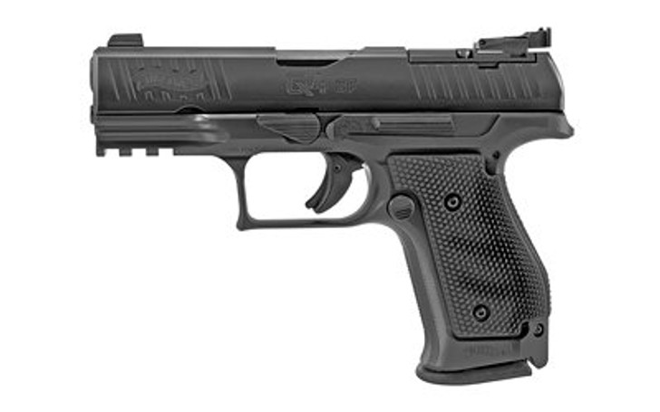 WALTHER Q4 SF OPTIC READY HGA 9MM 4IN BBL  3-15RD MAGS  2843323