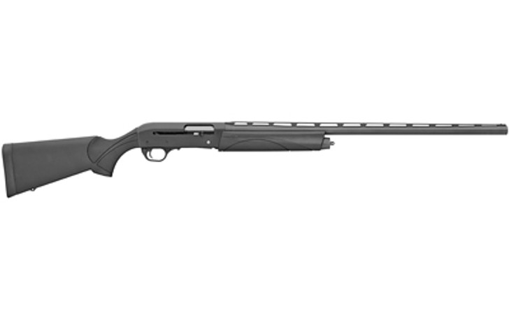 "Remington V3 Field Sport 12-Gauge Semi-Auto Shotgun, 26"" Barrel, 3 Rounds, Matte Black 83401"