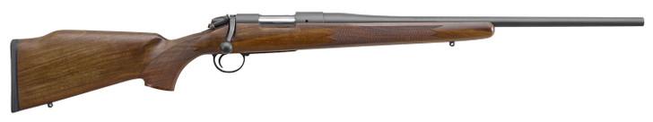 """Bergara Rifles B14LM001 B-14 Timber Bolt 300 Winchester Magnum 24"""" 3+1 Walnut Stock Blued  B14LM001"""