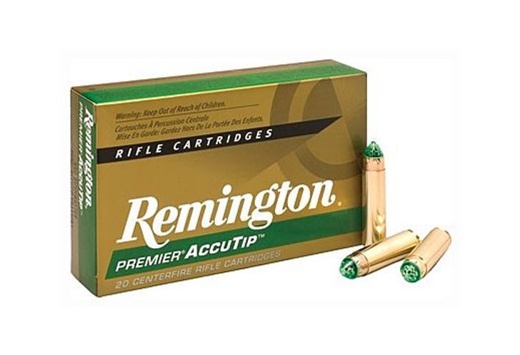Remington Premier Ammunition 450 Bushmaster 260 Grain AccuTip 20 Rounds A27943