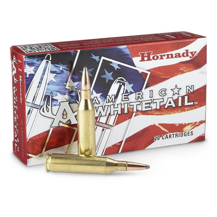 Hornady .300 Winchester Magnum Ammunition 20 Rounds BTSP 180 Grains 82044