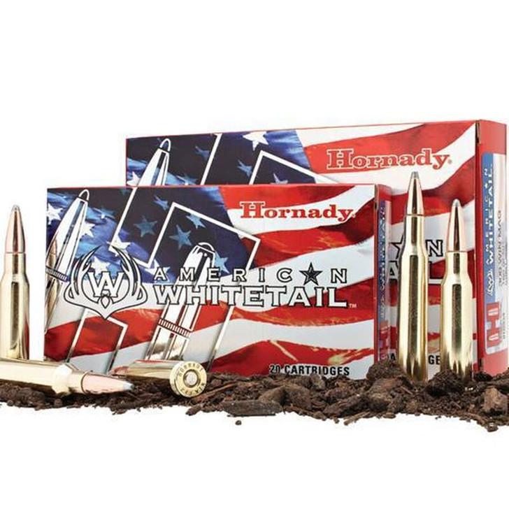 Hornady .25-06 Remington Ammunition 20 Rounds BTSP 117 Grain 8144