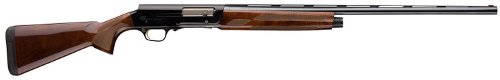 "Browning A5 Sweet Sixteen 16 Gauge Semi Auto Shotgun 26"" Vent Rib Barrel 4 Rounds 2-3/4"" Chamber Walnut Stock Black Finish 0118005005"