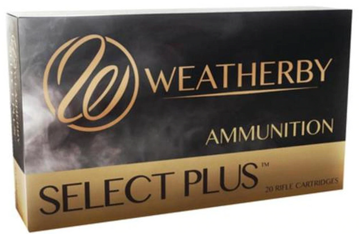Weatherby Select Plus 6.5-300 Weatherby Magnum 130gr Swift Scirocco 20rd Box F653130SCO