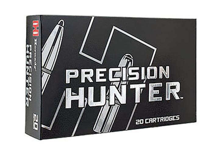 Hornady Precision Hunter 6mm Creedmoor Ammunition 20 Rounds ELD-X 103 Grains 81392