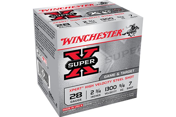 "Winchester 28GA 2-3/4"" 5/8 OZ WE28GT7"