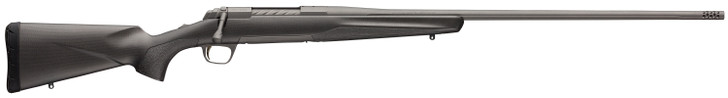 Browning X-Bolt Pro Bolt 6.5 PRC 24 4+1 Fixed Carbon Fiber Stock Stainless Steel Receiver Tungsten Cerakote 035459294