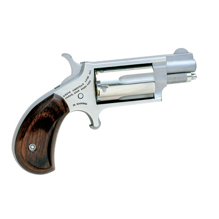 "North American Arms Mini-Revolver 5RD .22 MAG 1.125"" NAA-22MS"