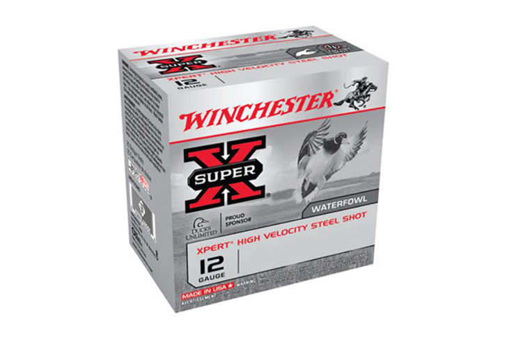 "Winchester 12 GA Xpert High Velocity WEX123M2 3"" 1-1/16 oz #2 Non-Toxic Steel Shot 1625fps"