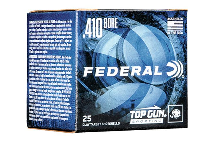 Federal Premium Top Gun .410 Bore Shotshells TGS41214-7.5