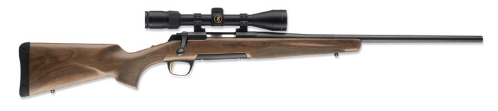 "Browning X-Bolt Micro Midas Bolt Action Rifle 035248216, 7MM-08 Rem, 20"", Satin Checkered Walnut Stock, Blued Finish 035248216"