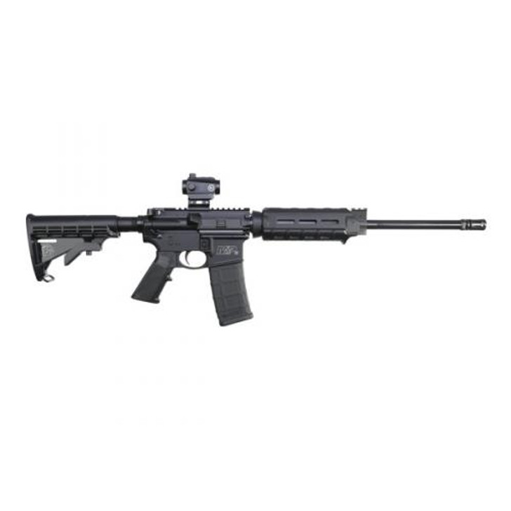 Smith & Wesson M&P 15 Sport II Carbine 5.56/.223 Magpul MOE M-LOK with Red Dot Site 30 Rounds 12939