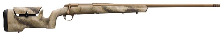 "Browning X-Bolt Hells Canyon Max Long Range Rifle 6.5 PRC 26"" Barrel A-TACS AU Camo 035523294"