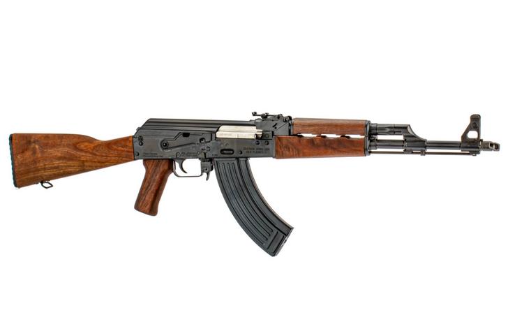 Zastava Arms ZPAPM70 AK47 1.5mm Classic Walnut Rifle ZR7762WM