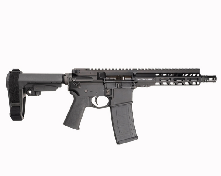 """Stag Arms Stag 15 .300 Blackout 8"""" Pistol Right-Handed STAG15002201"""