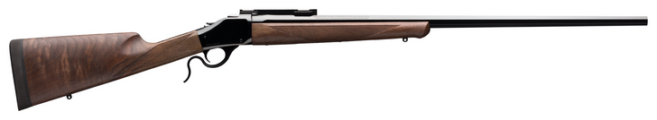 """Winchester Repeating Arms Model 1885 High Wall Hunter High Grade .308 WIN 28"""" OCT. Blued Walnut 534282220"""