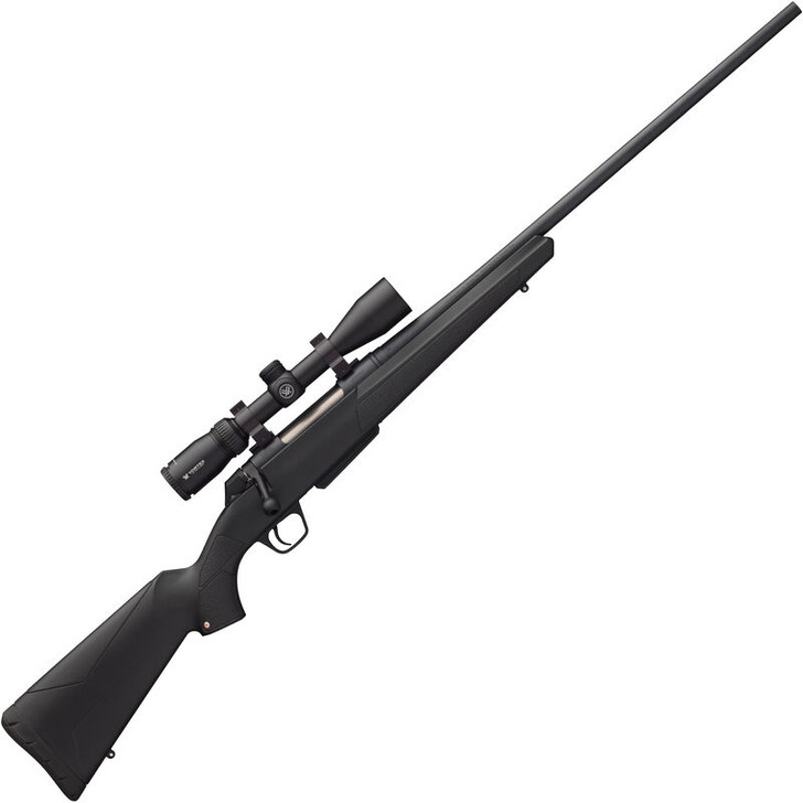 """Winchester XPR Combo .350 Legend Bolt Action Rifle 22"""" Barrel 4 Rounds with 3-9x40 Vortex Scope Black Synthetic Stock Matte Blued Finish 535705296"""
