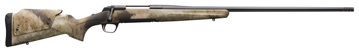 """Browning X-Bolt Western Hunter 300 PRC 3+1 26"""" A-TACS AU Camo Fixed w/Adjustable Comb Stock Matte Blued Right Hand 035515297"""