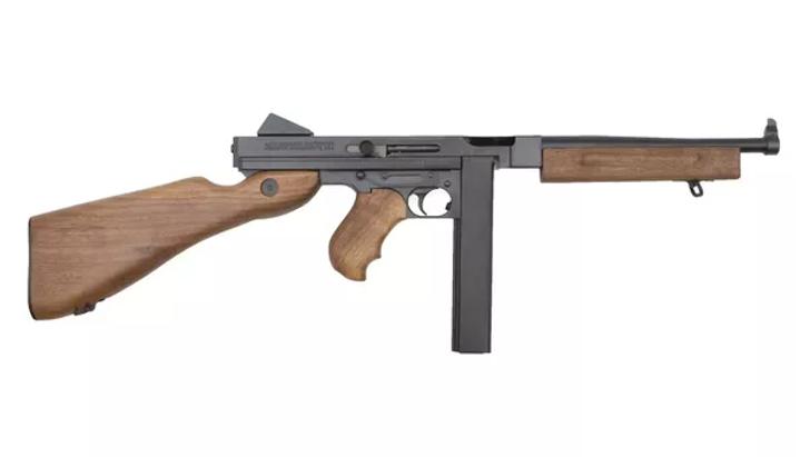 "Auto-Ordnance - Thompson M1 Carbine 45 ACP SBR 10.5"" 30+1 AOTM1SB"
