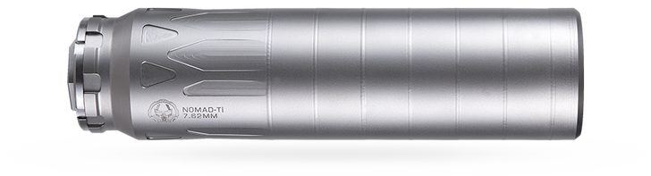 Dead Air Armament Nomad-Ti 30 Caliber | 7.62mm NOMADTI