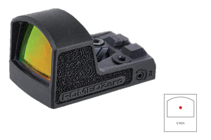 SIG Sauer ROMEO Zero Red Dot Sight 6 MOA SOR01600
