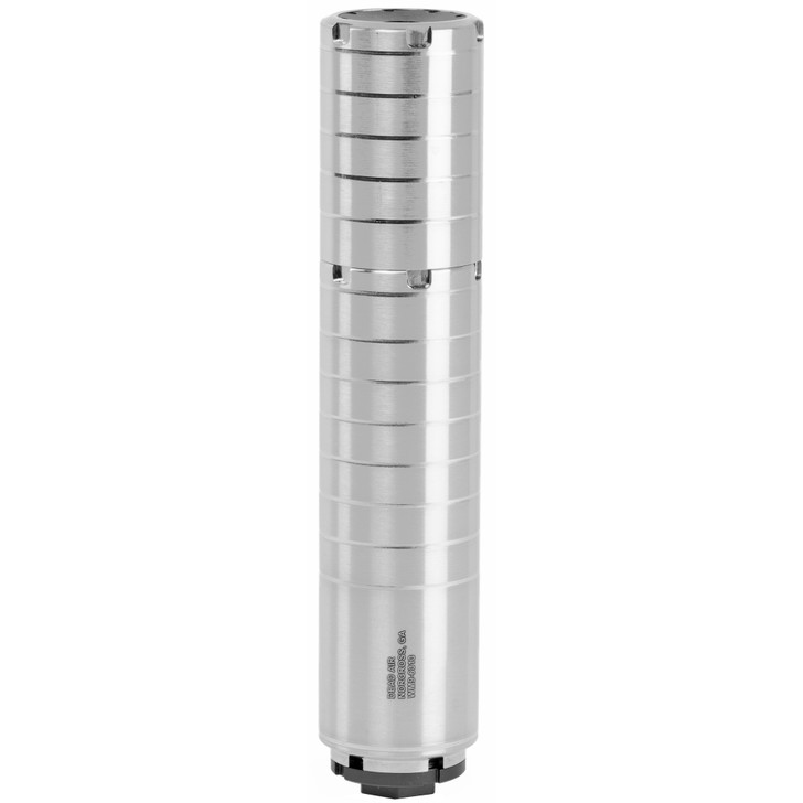 Dead Air Armament Wolfman Naked Suppressor 9MM 17-4PH Stainless Steel WOLFMAN-NK