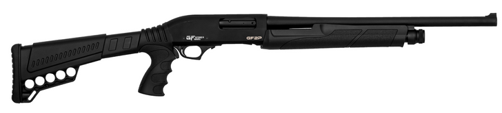 """GForce Arms Tactical 12 Ga Pump-Action Shotgun 20"""" 4+1 GF2P1220"""