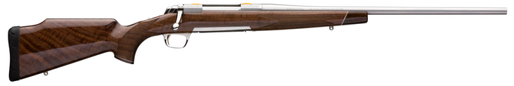 Browning X-Bolt 25-06 Remington White Gold Medallion Stainless Steel Barrel Gloss Finished Walnut Stock Bolt Action Rifle 035235223