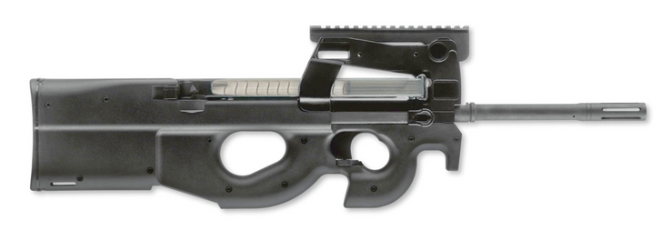 """FN America PS90 Standard 16"""" Semi-Auto 5.7x28MM 30 Round 3848950460"""
