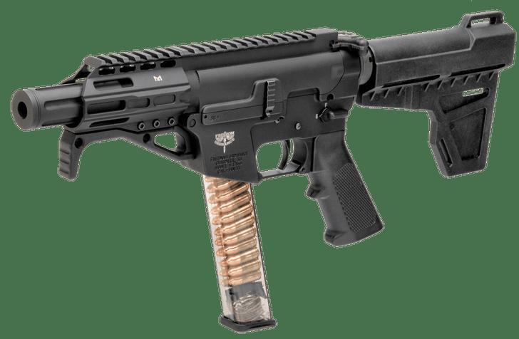 """Freedom Ordnance FX-9 9MM 4.50"""" Barrel 31+1 Round FX9P4"""
