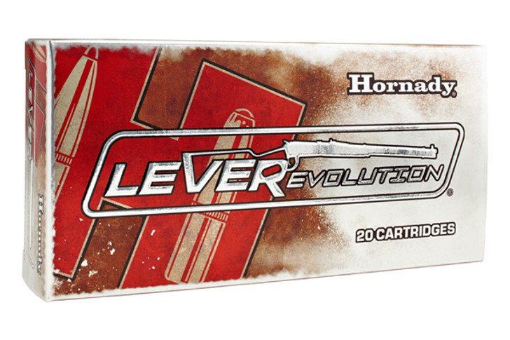 Hornady LEVERevolution Ammunition 450 Marlin 325 Grain FTX 82750