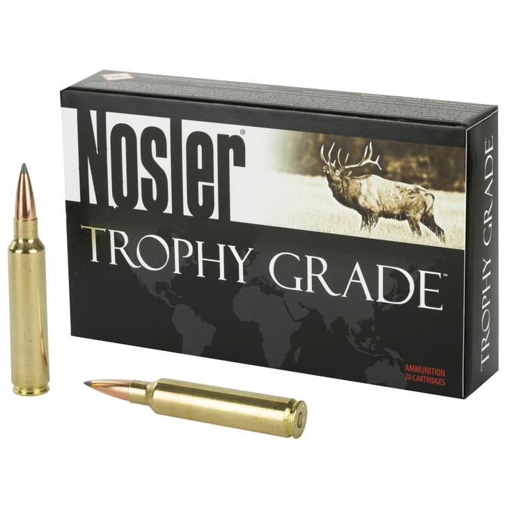 Nosler Trophy Grade 30 Nosler 210GR Long-Range AccuBond 20 Round 60118