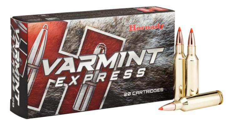 Hornady Varmint Express 6MM Creedmoor 87GR V-Max 81393
